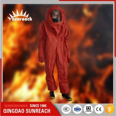 Gas Tight Chemical Protective Clothing