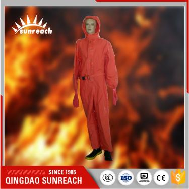 Semi-Closed Chemical Protective Clothing